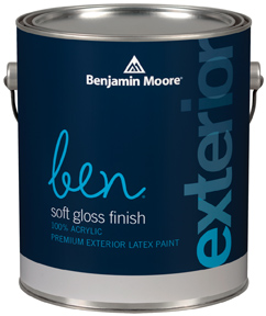 Exterior Paint By Benjamin Moore Town Amp Country