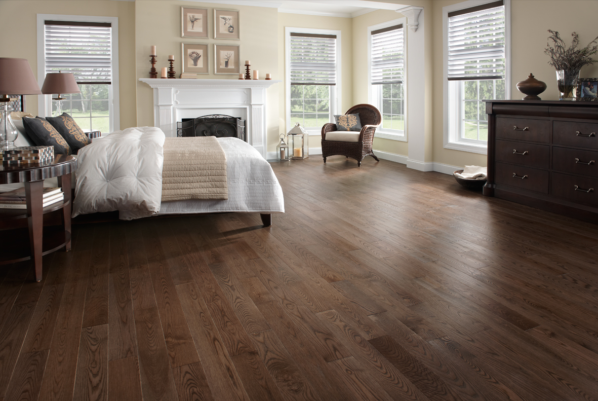 Hardwood flooring at it 39 s best preverco town for Floor and flooring