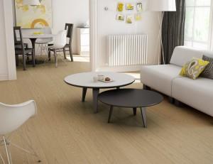 """Preverco White Oak Nuance Stockholm - Oil Finish & Brushed 7"""" width"""